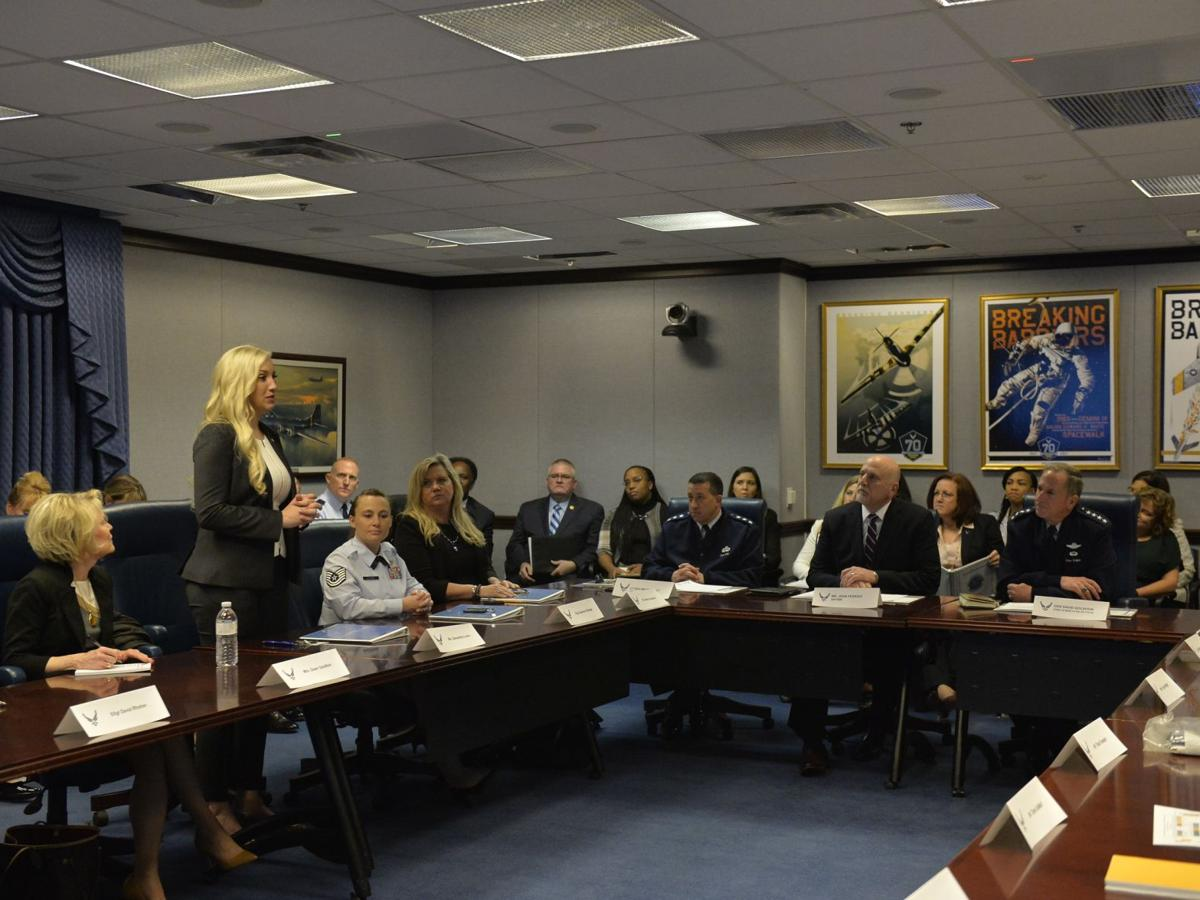 CSAF Survivor Advocacy Council conducts first meeting