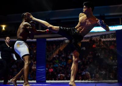 Spartyka Fight League XXI: END 22