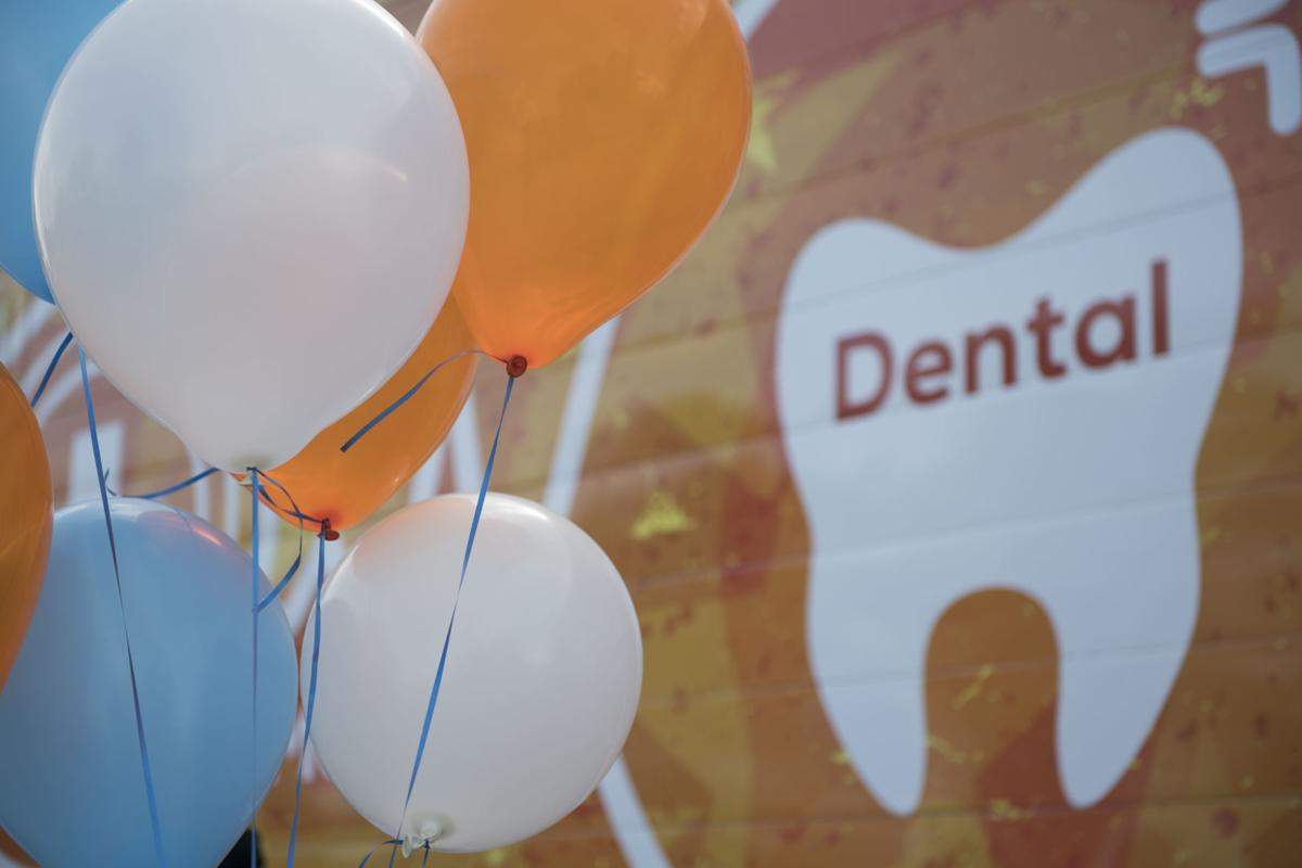 New mobile dental facility grand opening