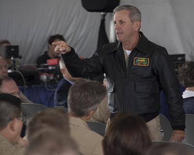 Navy Announces Institution Of Surface Warfare Officer Leather Jacket Norfolk Navy Flagship Militarynews Com