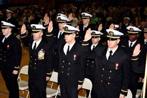 Officer candidate school improves its curriculum increases class size from the fleet - Ocs officer candidate school ...