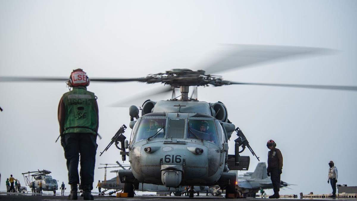 Golden Falcons Return to NAF Atsugi after 5th and 7th Fleet Deployment