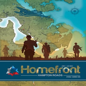 Homefront Army, Air Force