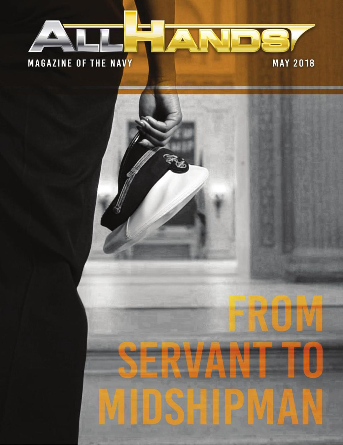 All Hands magazine | May 2018