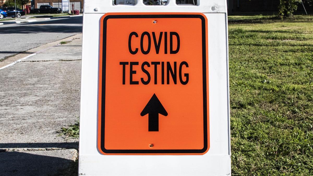 NMCP reestablishes COVID-19 testing tents