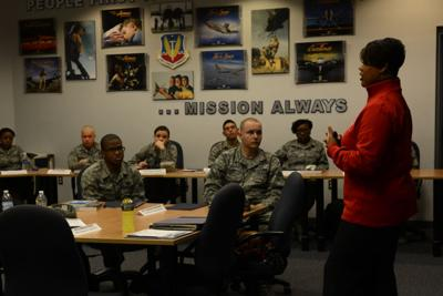 Langely FTAC helps Airmen make transition | Around The Army