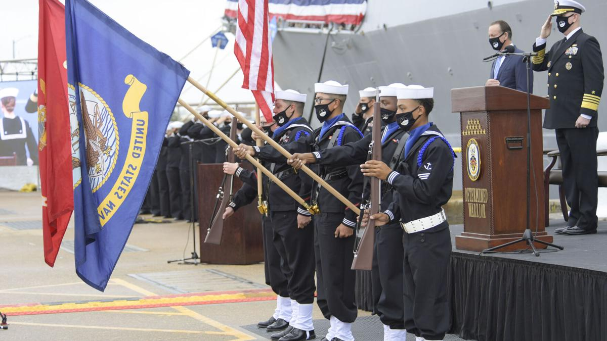 Navy honors fallen USS Cole Sailors on 20th anniversary