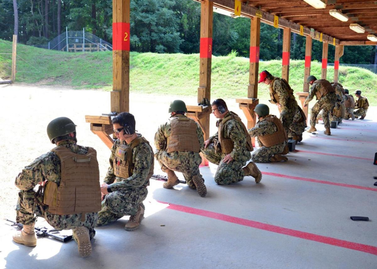 NAVELSG conducts ULT | Top Stories | militarynews com