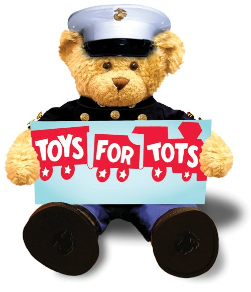 Artwork Toys For Tots : Toys for tots gets underway in hampton roads top stories