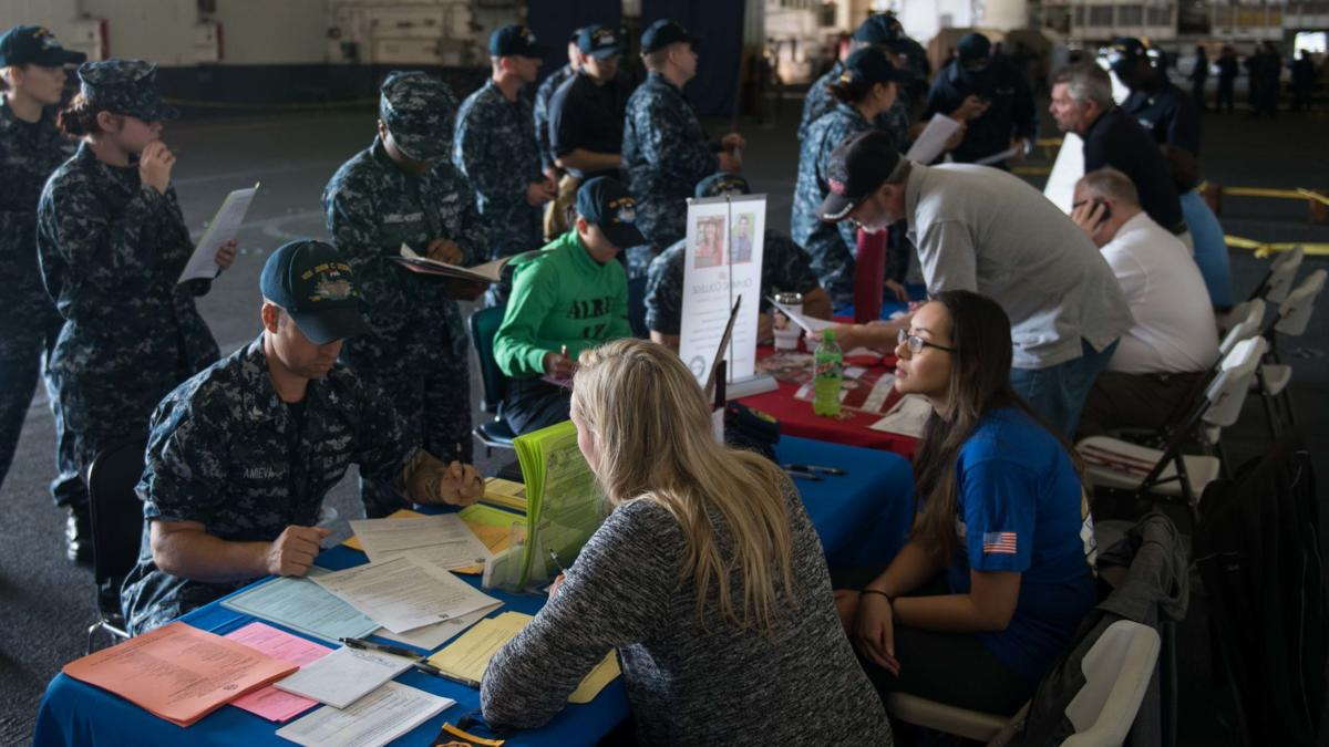 Sailors taking January classes should start tuition assistance approval process now