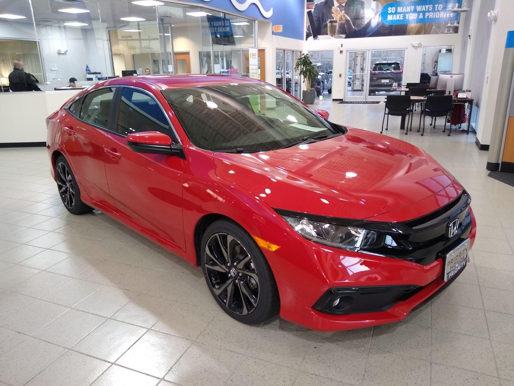 2020 Honda Civic Sport 4 Door Arguably The Best Compact On Sale Automotive Militarynews Com
