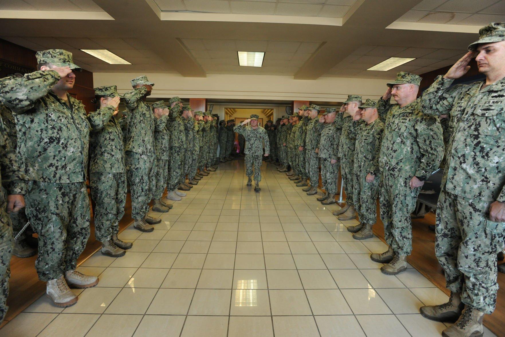 Navy uniform policy update released