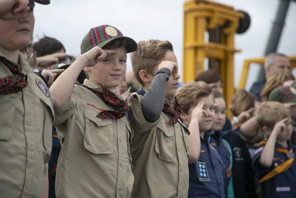Boy Scout Day