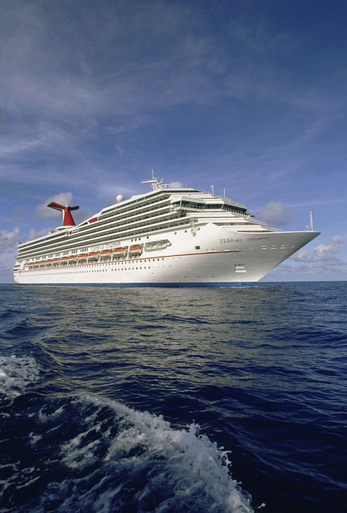 CARNIVAL TRIUMPH TO OFFER SERIES OF AND DAY CRUISES FROM - 5 day cruises