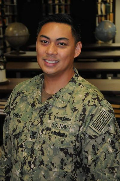 Virginia Beach Native Serves With Navy's Weather Command