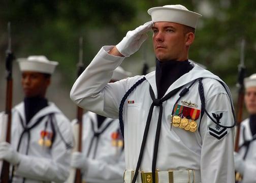 Navy Ceremonial Guard Handpicks Sailors Top Stories - Us-navy-ceremonial-guard