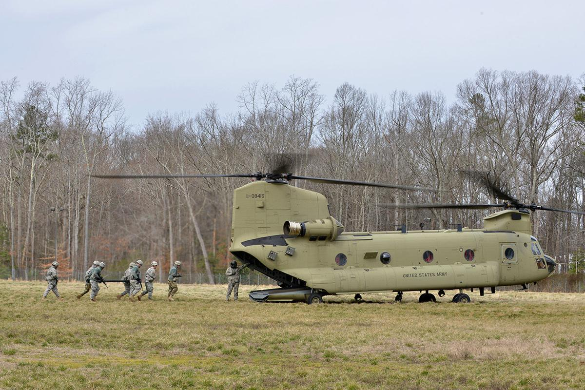 Soldiers train to evacuate casualties | Photos