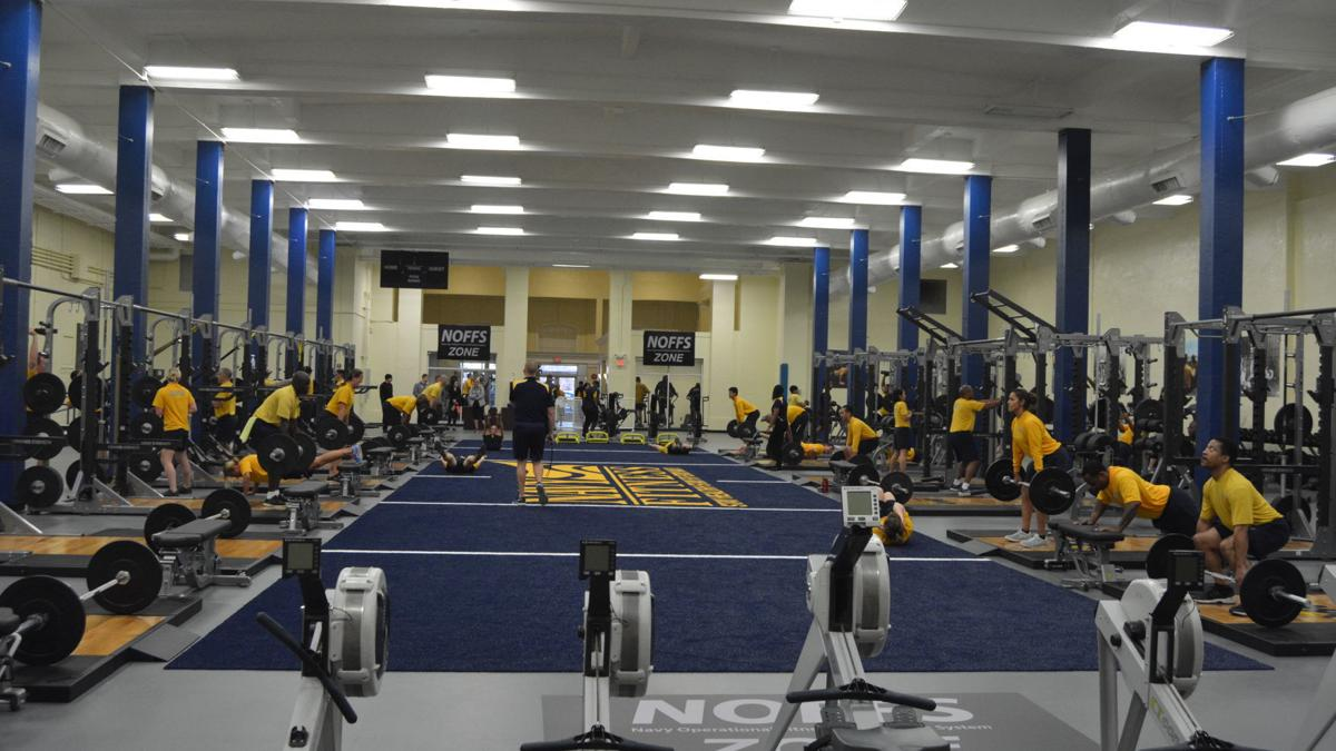A facelift for Naval Station Norfolk's fitness programs