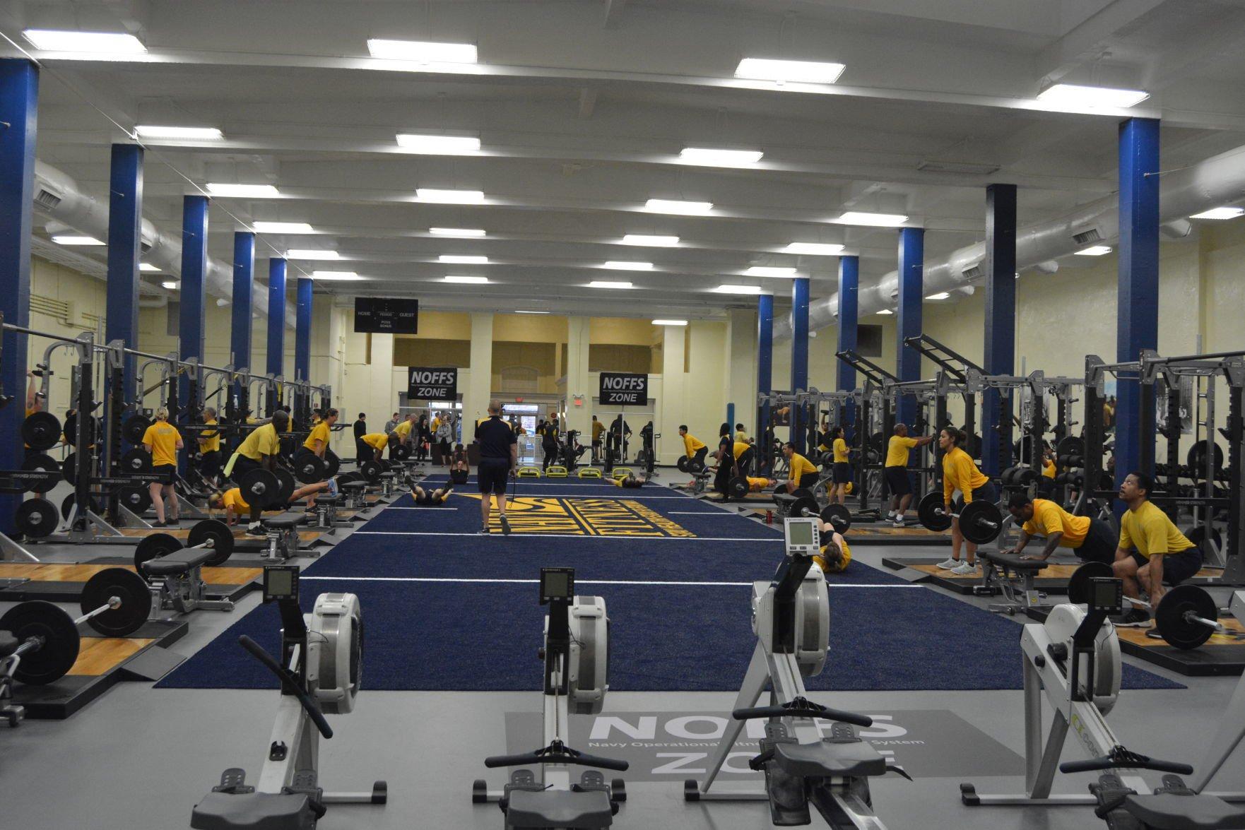 Nob norfolk gym