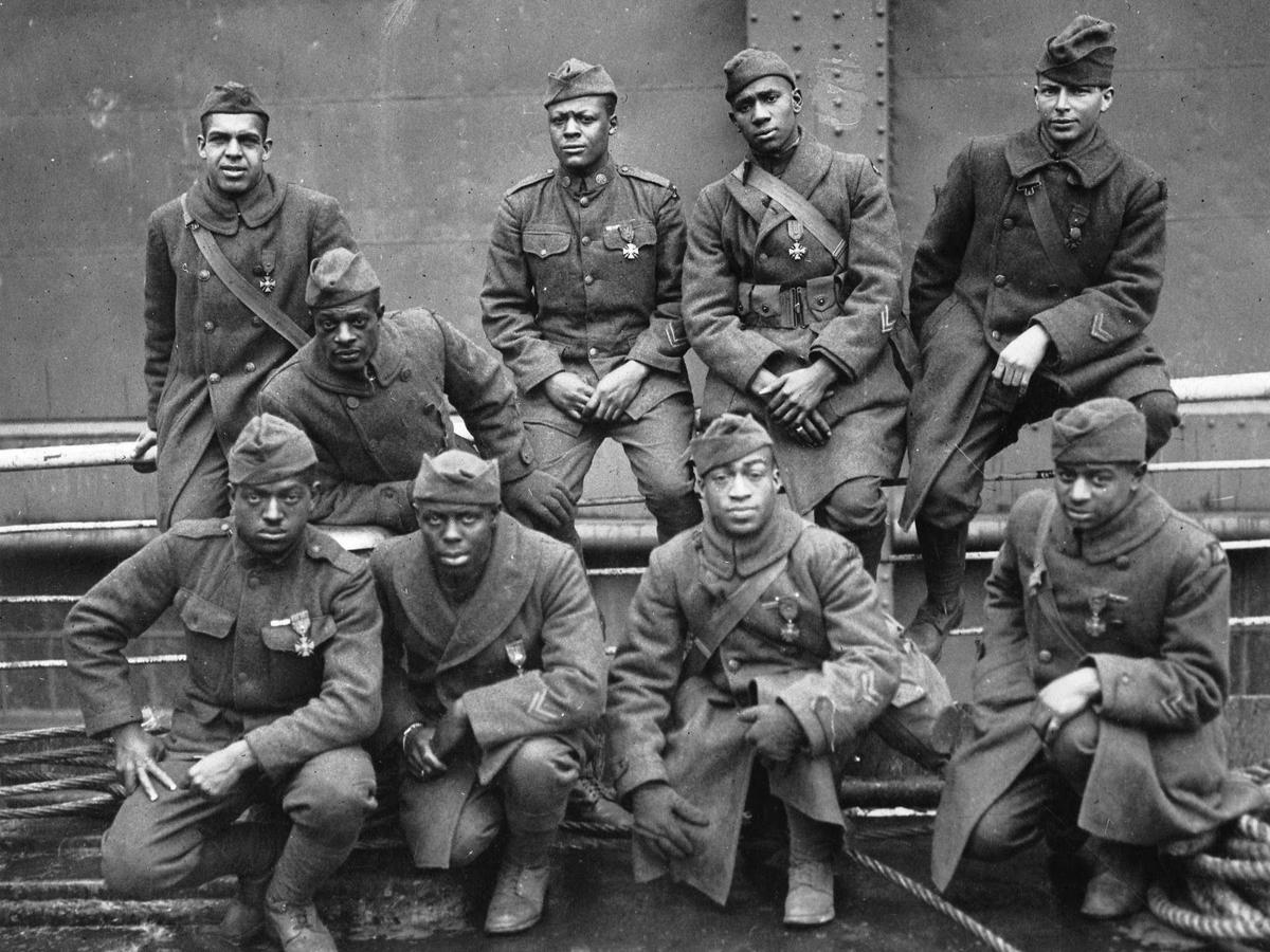 These intrepid African-American Soldiers broke barriers, paved the way