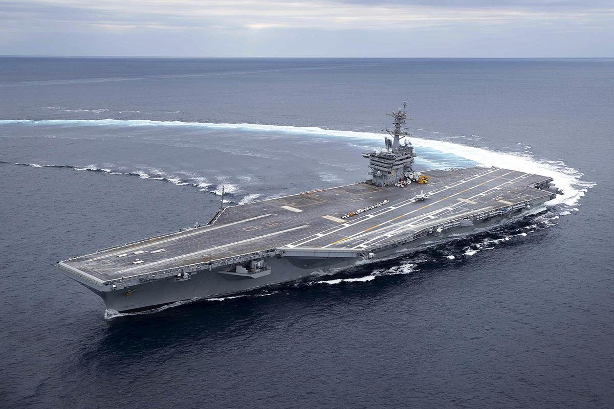 USS Abraham Lincoln successfully completes CSSQT | News