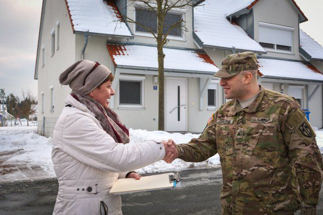 New email survey aims to gauge Army housing quality   Army