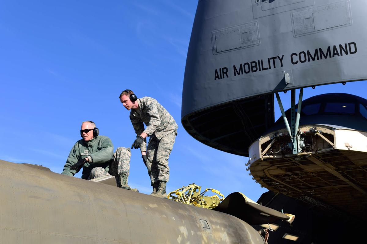 Air Force, Army, Navy personnel participate in joint training | Air