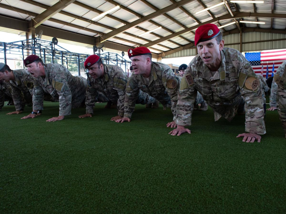 Special Warfare Training Wing activates to better train global combat Airmen