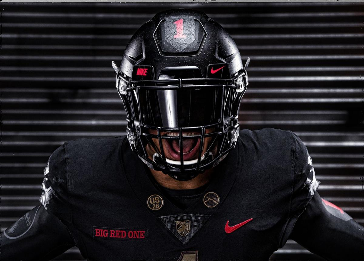 534ce7d22 Army Football to honor 1st Infantry Division with Army-Navy uniforms ...
