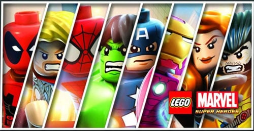 LEGO, Marvel team up to bring world of Super Heroes to consoles ...