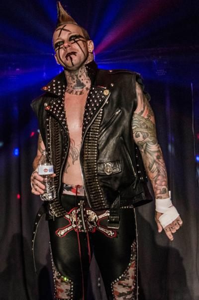 Former WCW and WWE superstar Shannon Moore will contend for Brandon Scott's VCW Heavyweight Championship at the 2017 Liberty Lottery event.