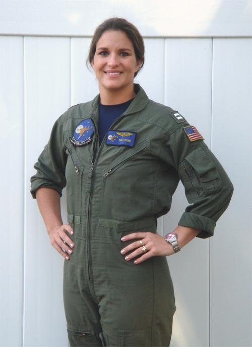Naval Aviator To Kick Off Mardi Gras Party At Oceanfront