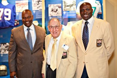 timeless design 48374 c7752 Hall of Fame jacket donated to Virginia Sports Museum ...