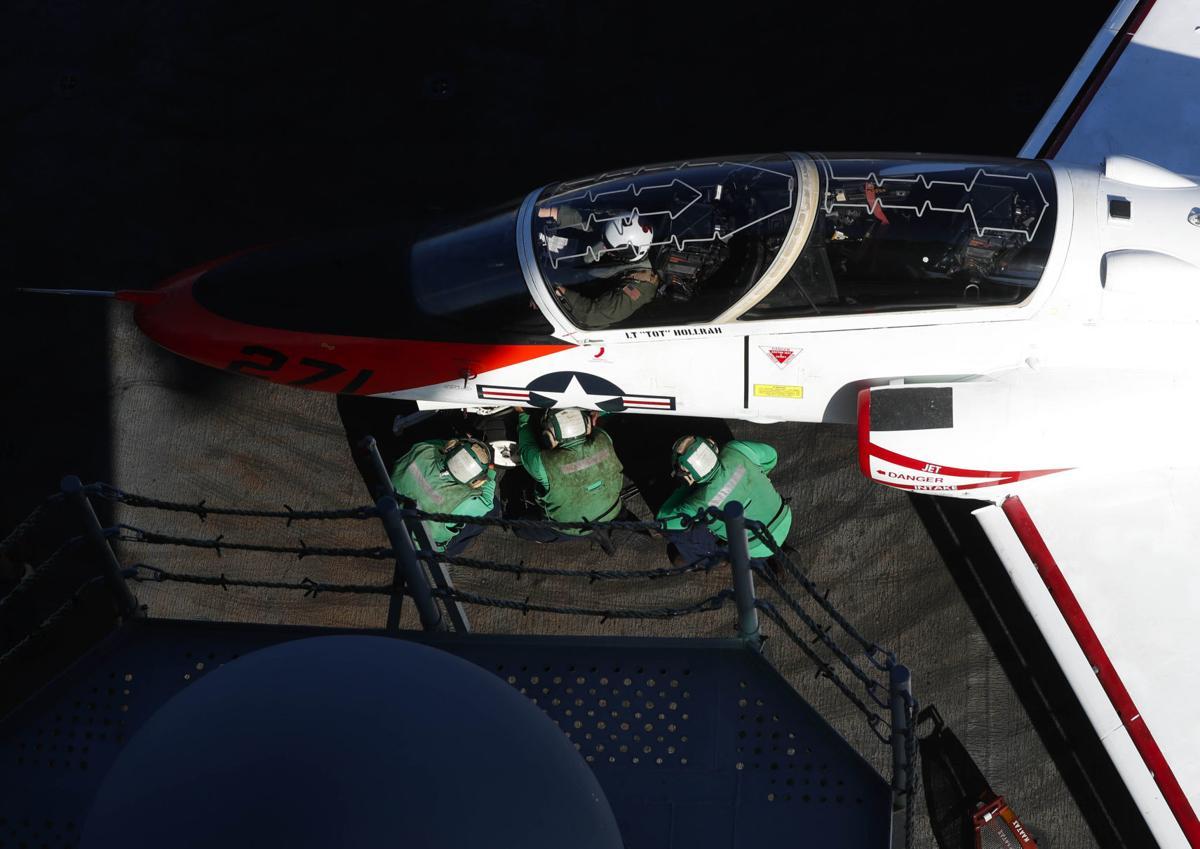 Lsos Safety On Deck Top Stories Militarynews Com