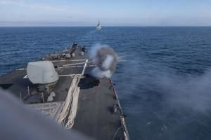 USS Gonzalez to deploy before rest of Lincoln carrier strike group