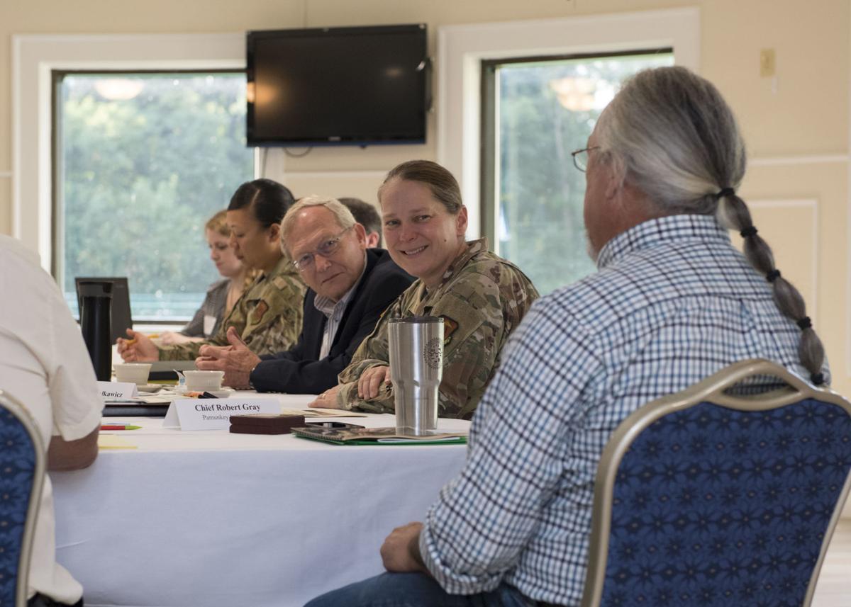 JBLE hosts tribal consultation tour