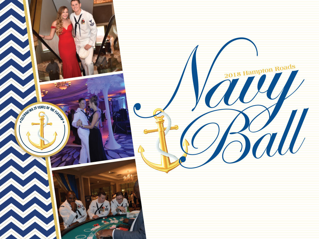 2018 Hampton Roads Navy Ball