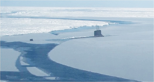 Navy announces submarine as part of ICEX 2011 | Top Stories
