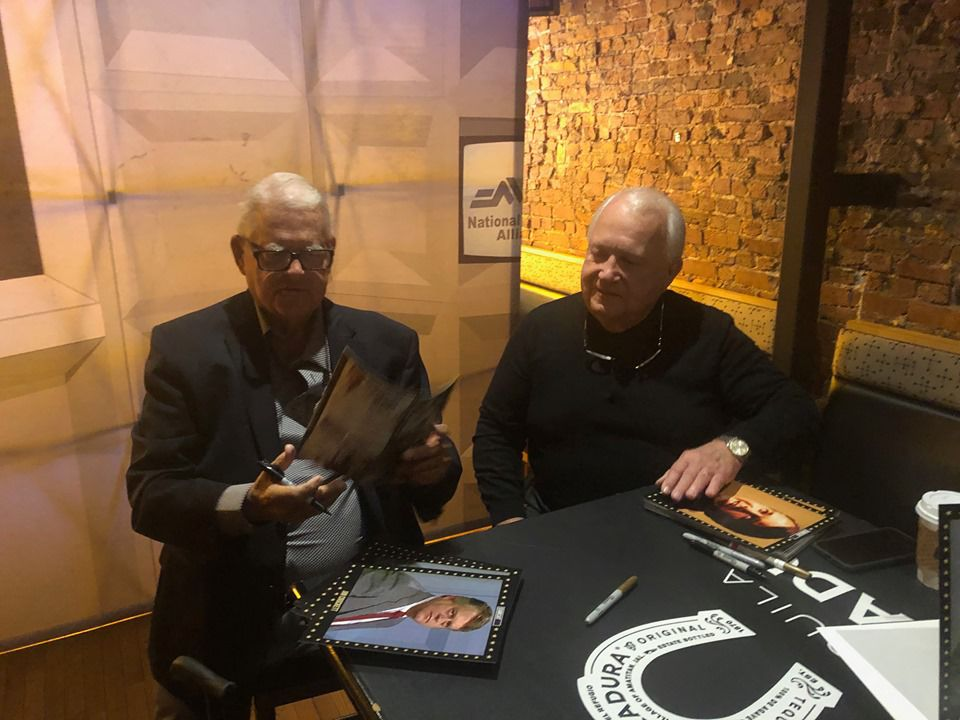Jim and David Crockett signing autographs at Starrcast IV.jpg
