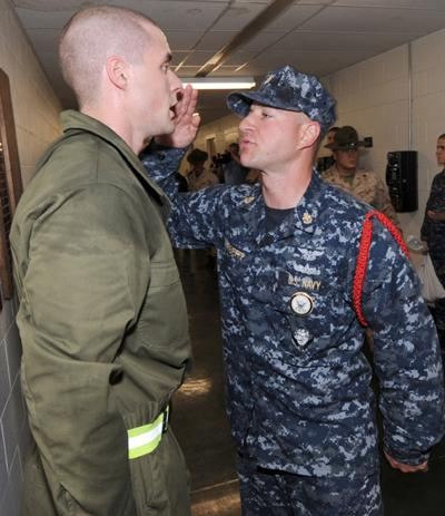 Officer Candidate School seeks senior enlisted trainers
