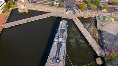 USS Wisconsin Pedestrian Bridge.jpg