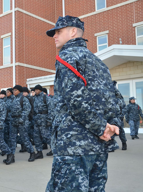 Red Ropes Now On Nwus At Rtc Quarterdeck Militarynews