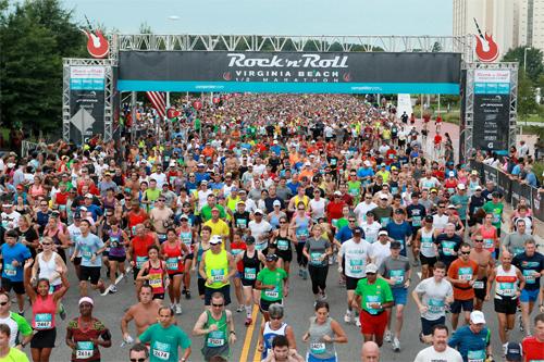 Rock N Roll Half Marathon Returns To