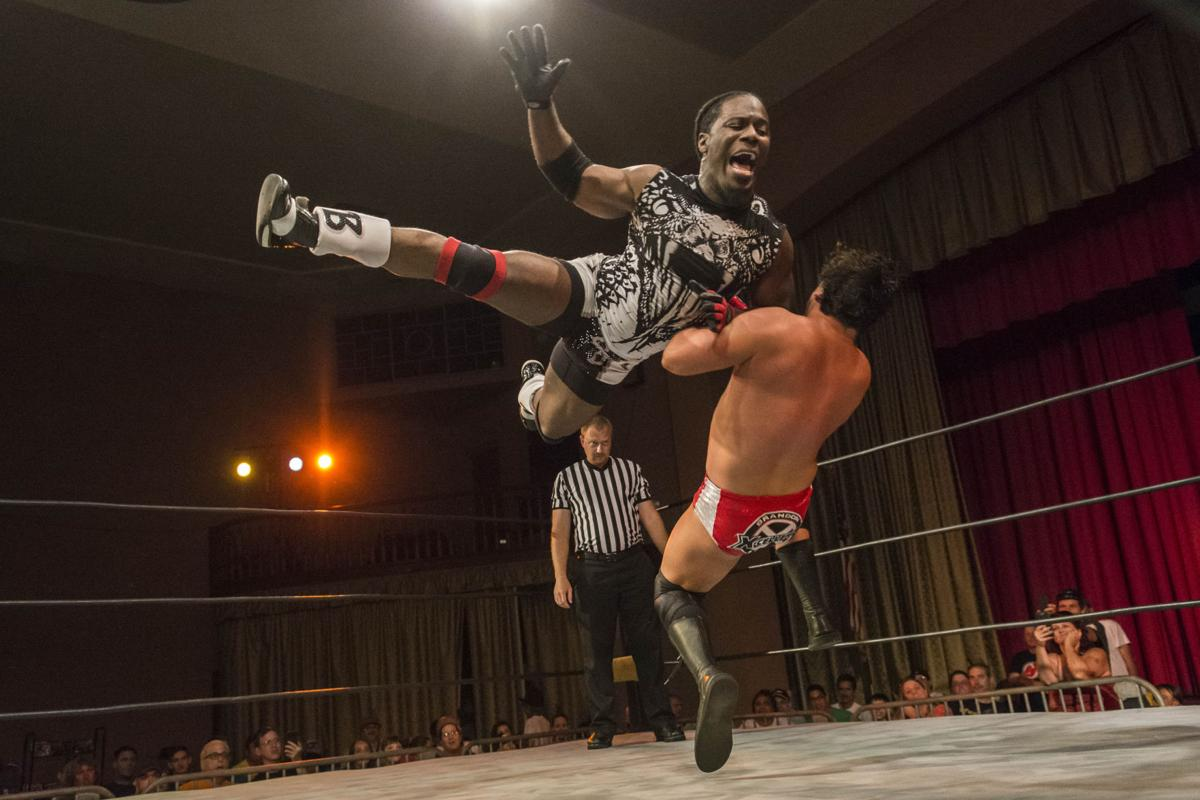 Steel Cage Match To Headline This Weekends Vanguard Championship
