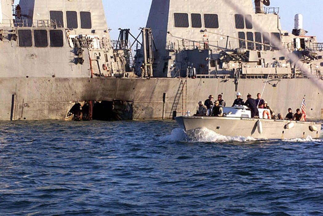 A look back | Attack on the USS Cole | Photos | militarynews com