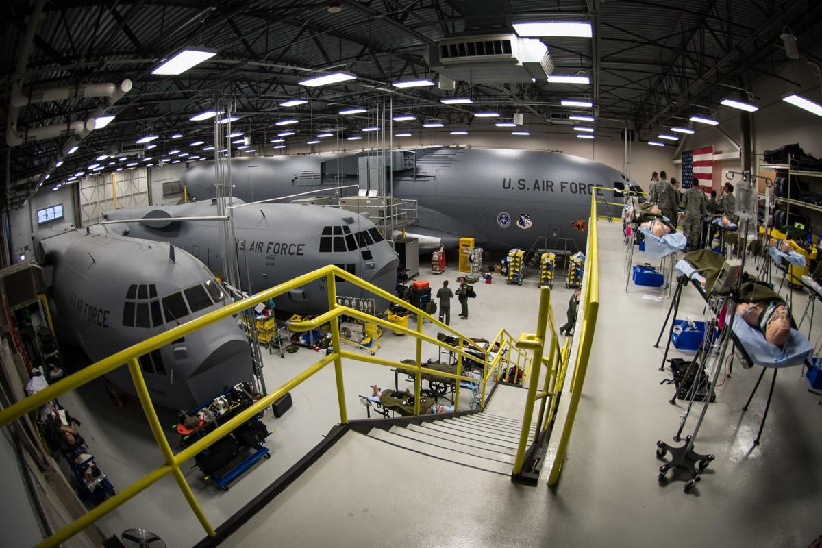 Air Force Ramps Up Flying Icu Teams News F Stop Gate