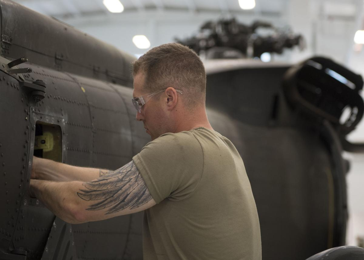 Airmen, Soldiers: work together, learn together