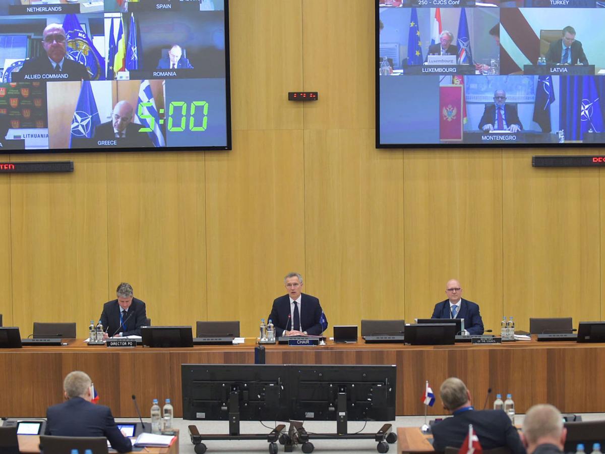 NATO Takes Steps to Combat Coronavirus