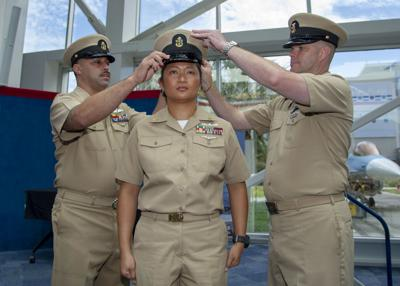 Chief Petty Officer Pinning Ceremony