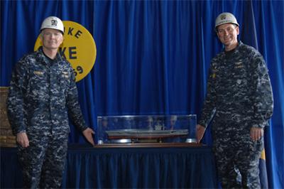 IKE/CVW-7 receive Ramage, Flatley carrier awards | News | militarynews.com